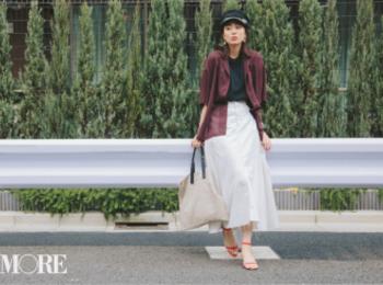 フレアやプリーツも!? 「白いデニムスカート」がものすごい進化を遂げている!記事Photo Gallery