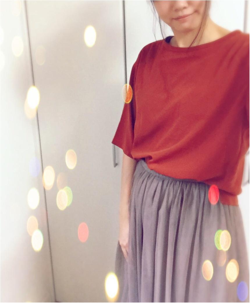 …ஐ 【涼しげファッション】テラコッタ×チュチュが大人可愛い☺︎ ஐ¨_1