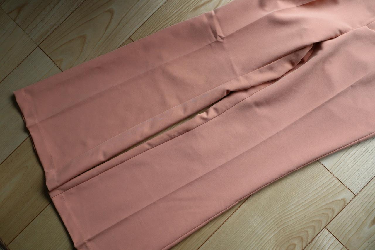 《衝撃価格!¥590へ値下げ❤️》MORE5月号にも掲載【GU】のカラーパンツ‼︎☻_3