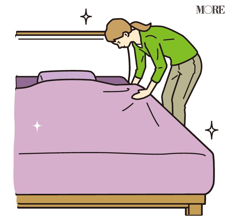 【風水とお片づけ】寝室に悪い気を集めてしまうNG習慣とリセット方法_1
