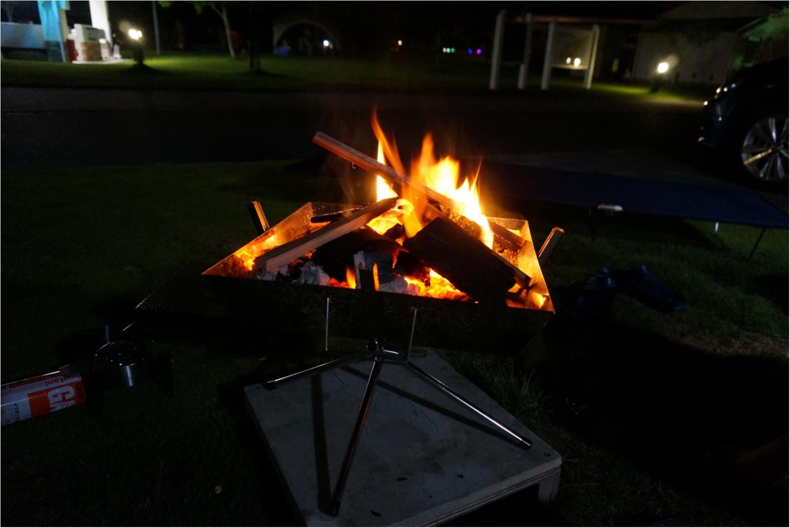 はじめてのキャンプ体験!_5