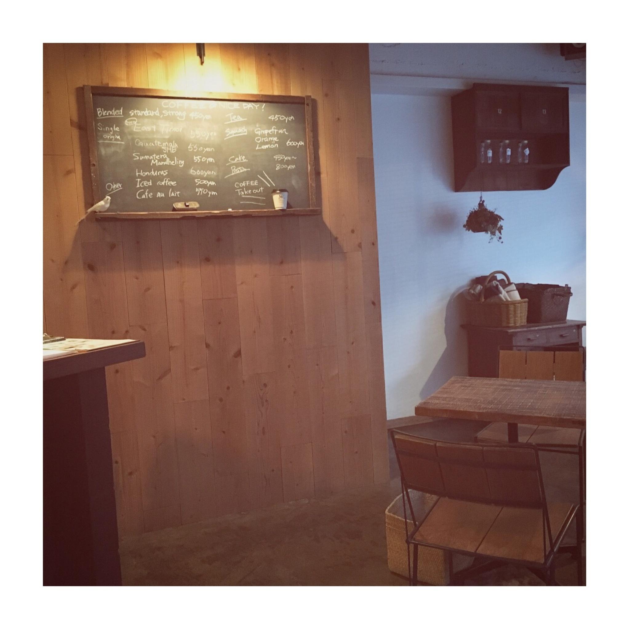 #7【#cafestagram】❤️:《大阪•梅田》バーのようなシックな空間で落ち着くカフェタイムを*「whitebird coffee stand」☻_3