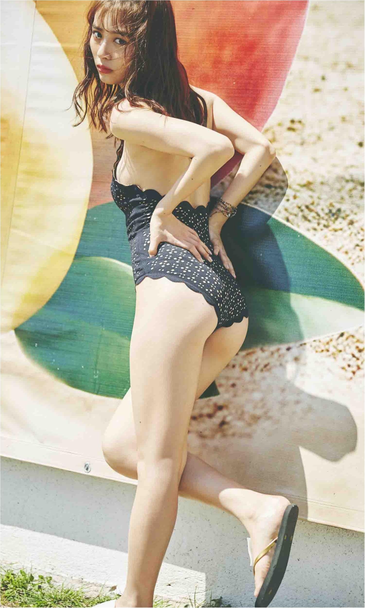 【内田理央ちゃんインタビュー】水着フォトブック撮影秘話から、プライベートの水着のお気に入りまで教えてあげる♡_2