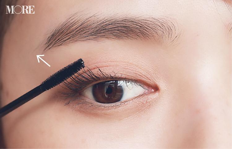 清潔感のあるデカ目まつ毛の作り方♡ 『ファシオ』『アディクション』の優秀マスカラは目尻盛り&外側に広げるように塗るのがコツ PhotoGallery_1_4