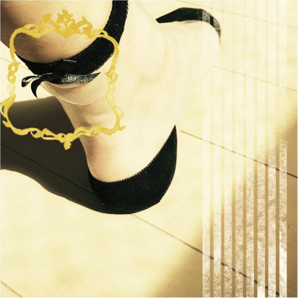 …ஐ 〈靴下屋〉オシャレさんは足もとまでぬかりなく!私が選んだ靴下3選 ❤️ ஐ¨_5