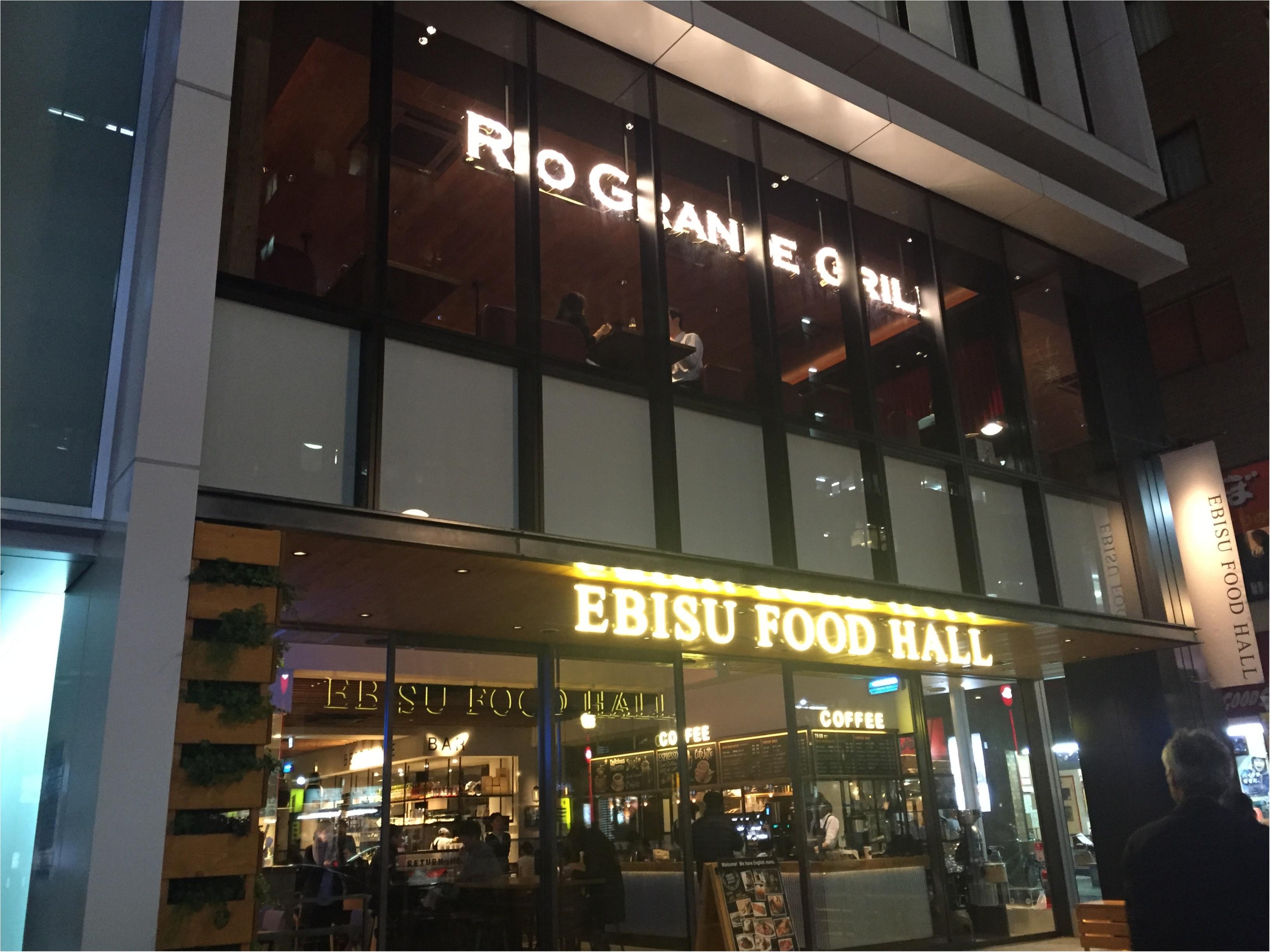 【シュラスコ専門店/RIO GRANDE GRILL】黒毛和牛も好きなだけ♡店内は大人なラグジュアリー空間✨≪samenyan≫_1