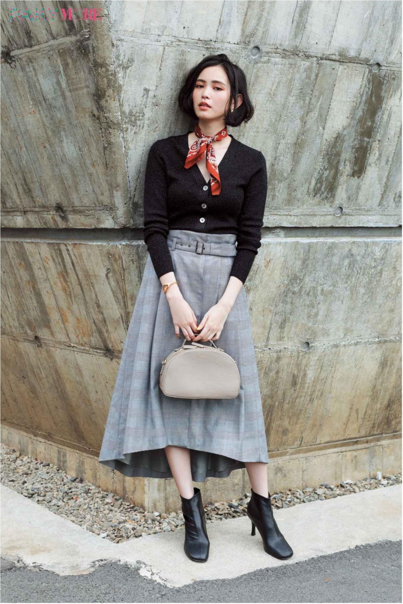 今年更新すべき【新しいショートブーツ】記事が大ヒット☆ 今週のファッション人気ランキングトップ3!_1_3