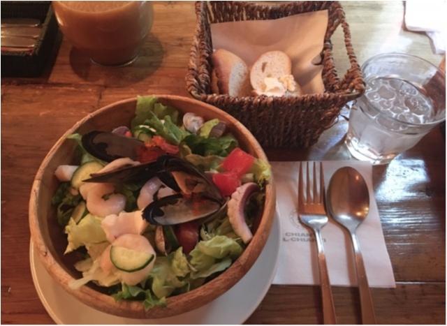 外食続きの生活に食べるビタミン【インナービューティー】サラダランチでうちからキレイに♡_2