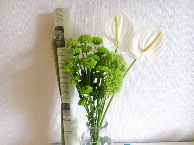 """【ユニクロ】3束990円!《UNIQLO 原宿店》で叶う""""お花のある暮らし""""♪_4"""
