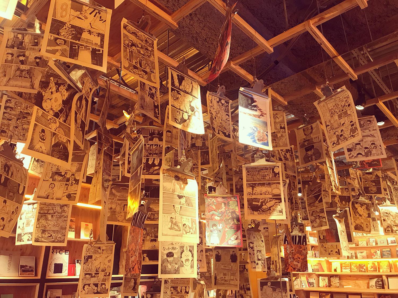 「BOOK AND BED TOKYO SHINJUKU」の店内03