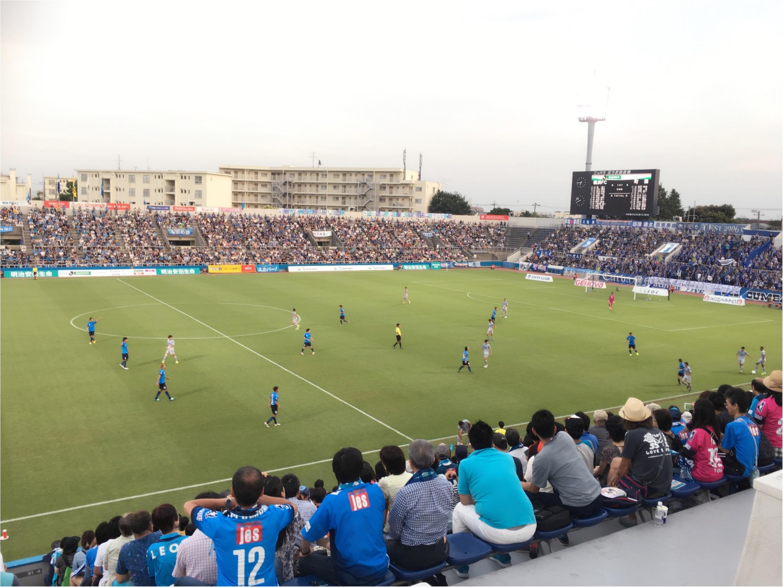 ♡サッカー観戦×モアハピ女子会(*>ω<*)‼︎【横浜FC】♡モアハピ◡̈のぞみ♡_3