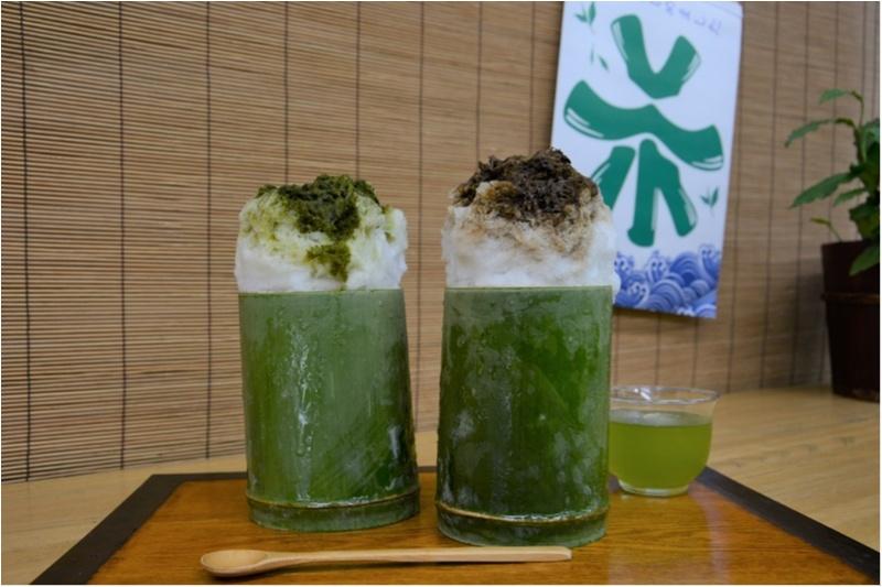 """かき氷ラバー必見! この夏、静岡県でぜったいに食べておきたい """"お茶かき氷"""" 10選♡_9"""