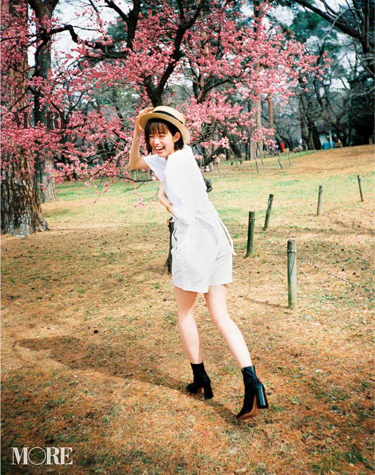 """今、佐藤栞里の私服が""""いい感じ""""なのにはワケがある♡_1"""