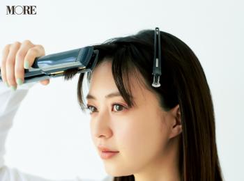 """""""前髪がうねる問題""""とさよならする方法! 朝セットしたスタイルが長時間続くヘアスプレーのおすすめも"""