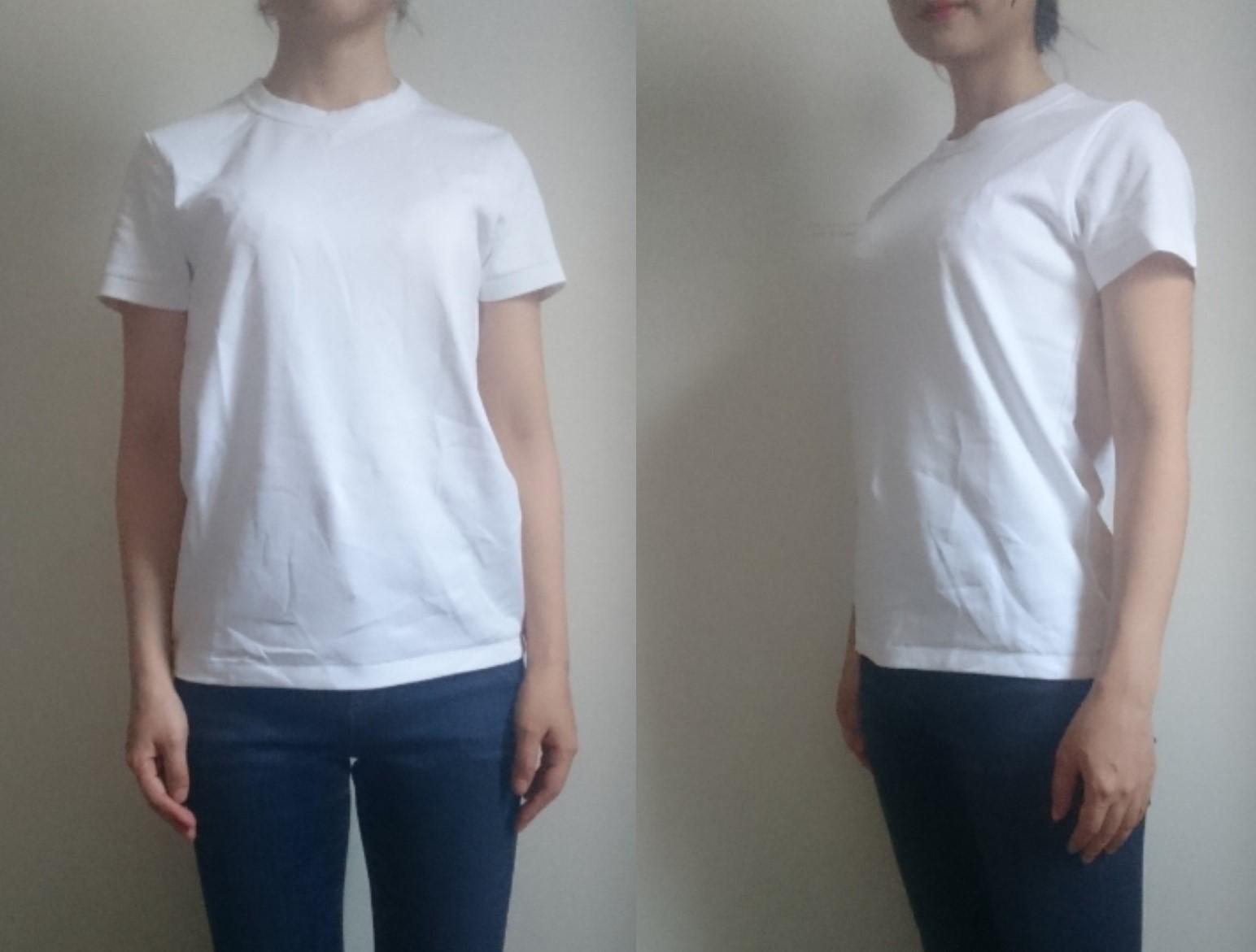デイリー使いならコスパ抜群のユニクロTシャツがお勧め!_1