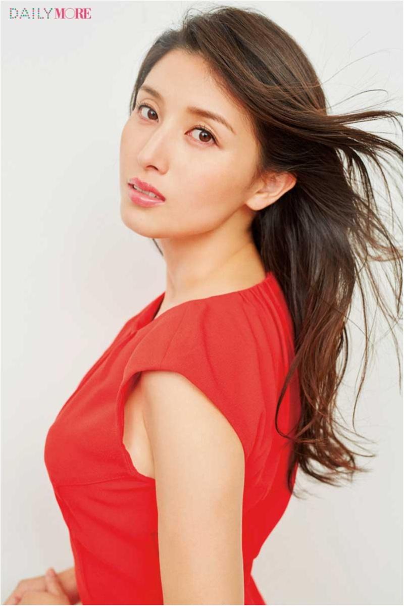 """女優・橋本マナミさんのキレイを作る、美肌にも消化にもいい""""ビューティスイーツ""""とは?【憧れ美女の「キレイ印をおとりよせ」】_1"""
