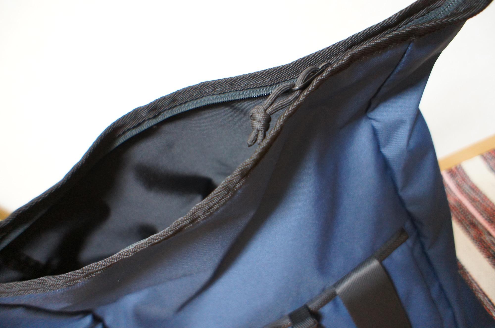 《リュック通勤女子必見❤️》【GU】のバックパックがたくさん入って優秀☻_2