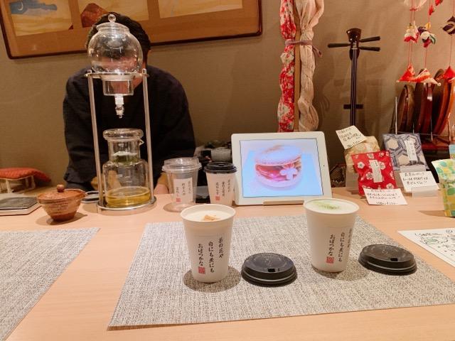 【神楽坂カフェ】オープンしたばかり!日本茶専門店「茶ぽん」で優雅にブレイクタイム♡_3