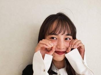 #井桁弘恵 たこやきポーズが可愛すぎるいげちゃん♡【MORE SMILEUP CHALLENGE 17】