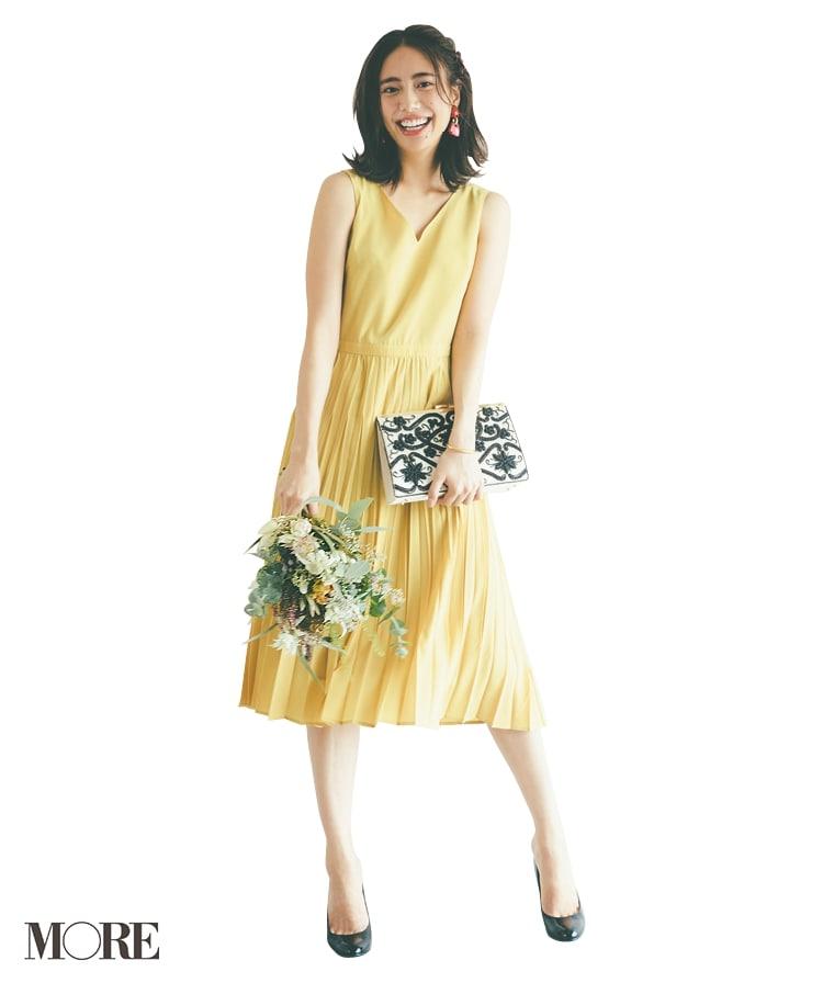 結婚式特集《服装編》- 20代女子の披露宴や二次会におすすめのお招ばれ服はこれ!_35