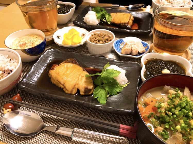 【お魚が美味しい季節の献立】お魚メニューのご紹介♡_1