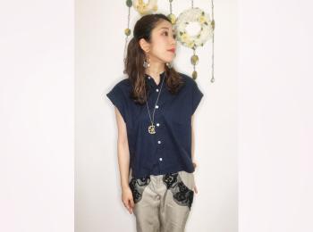 【オンナノコの休日ファッション】2020.5.25【うたうゆきこ】