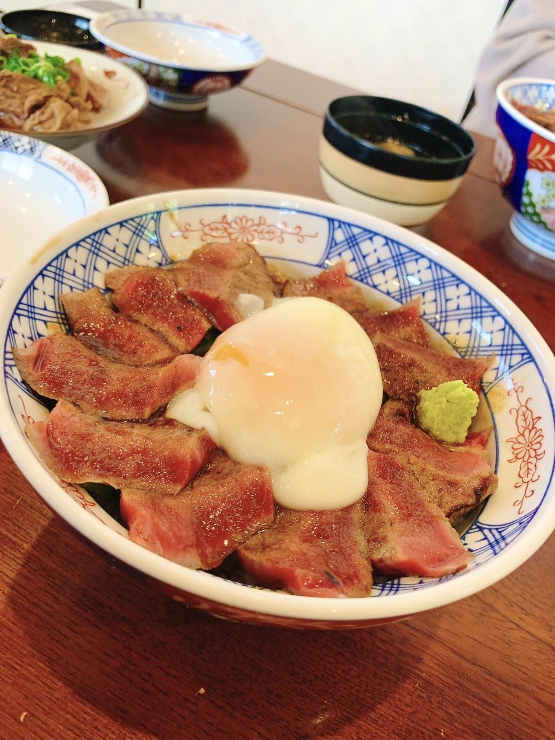 【3時間待ち】【熊本名物】あか牛丼を食べてきました!_2