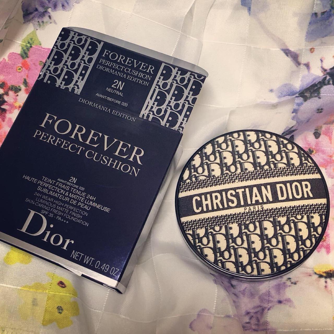 <デパコス>やっぱりDiorがだいすき♡ディオールスキン フォーエバークッション ディオールマニア エディションが奇跡の再販!_1