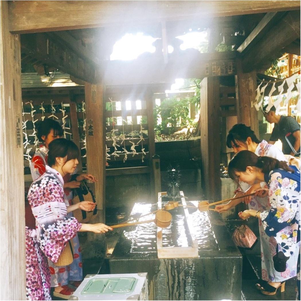 【9/10まで!】フォトジェニックすぎる♡川越氷川神社《縁むすび風鈴》_1