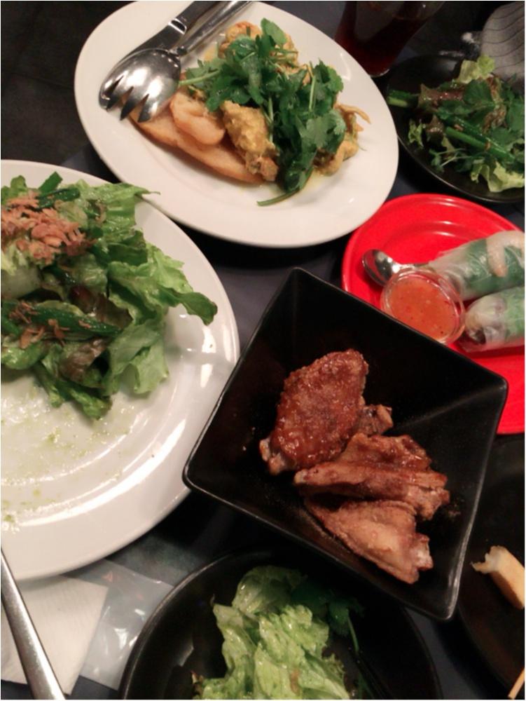 アジアのお料理が食べたくなったら♡ここがオススメ(*´꒳`*)グリーンアジア♡_4