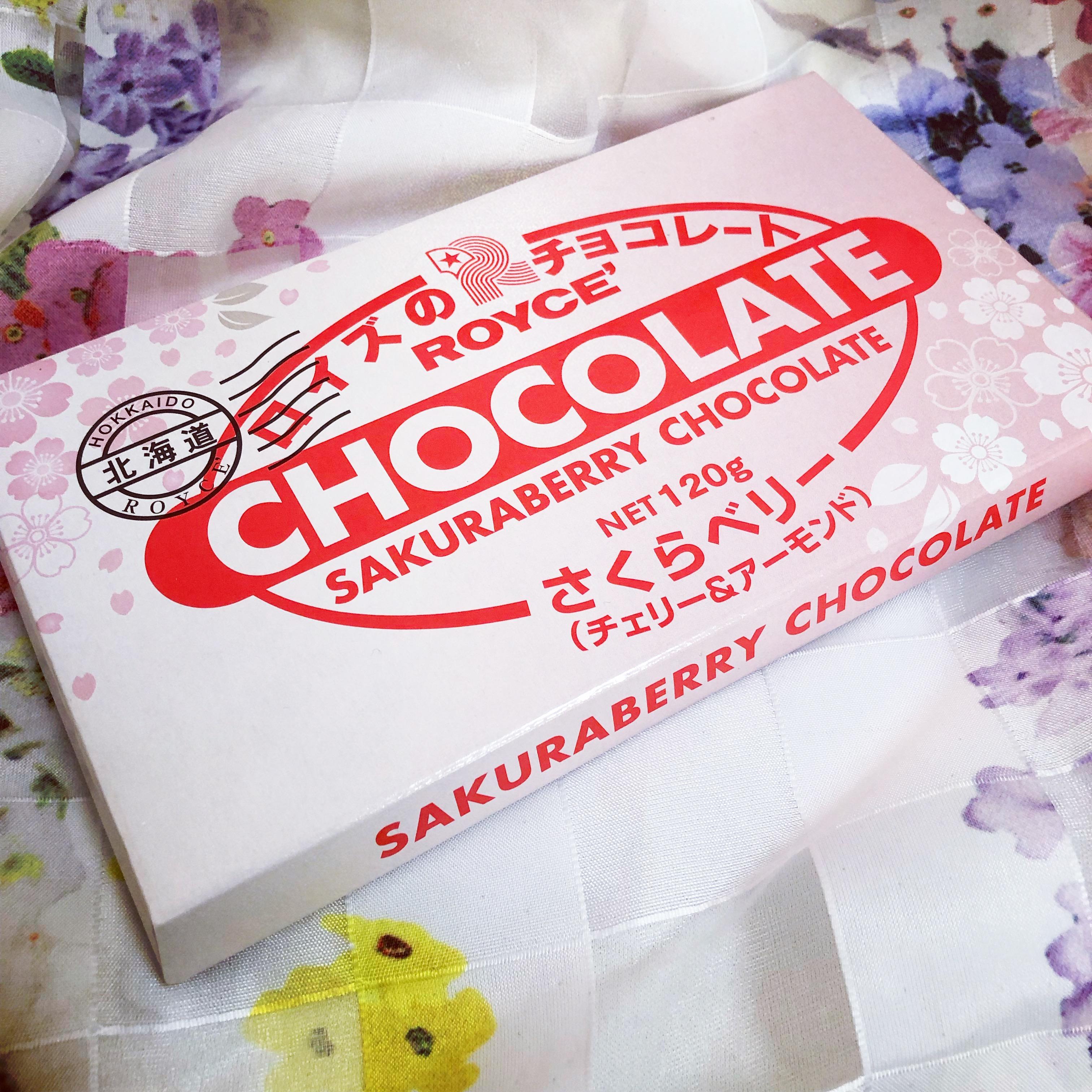 春の北海道みやげならコレがオススメ!さくらピンクがかわいいチョコレート♡_1