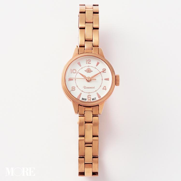 手もとから「信頼」を得る! 才色兼備な腕時計を味方につけて☆_4_4