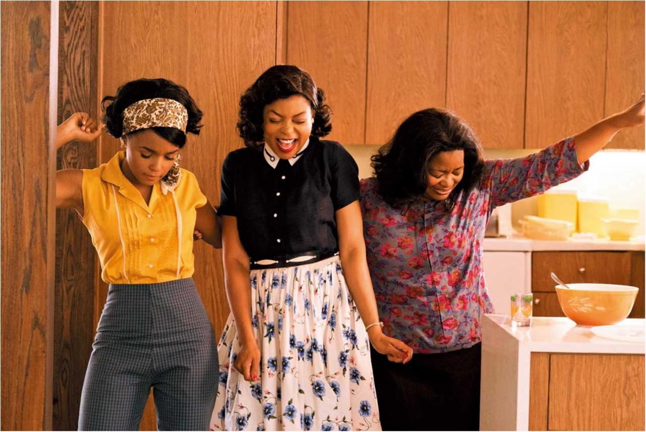 【9 /29~公開!】NASAを支えた女性たちの驚きの実話! 今月のイチオシ★CINEMA『ドリーム』_1