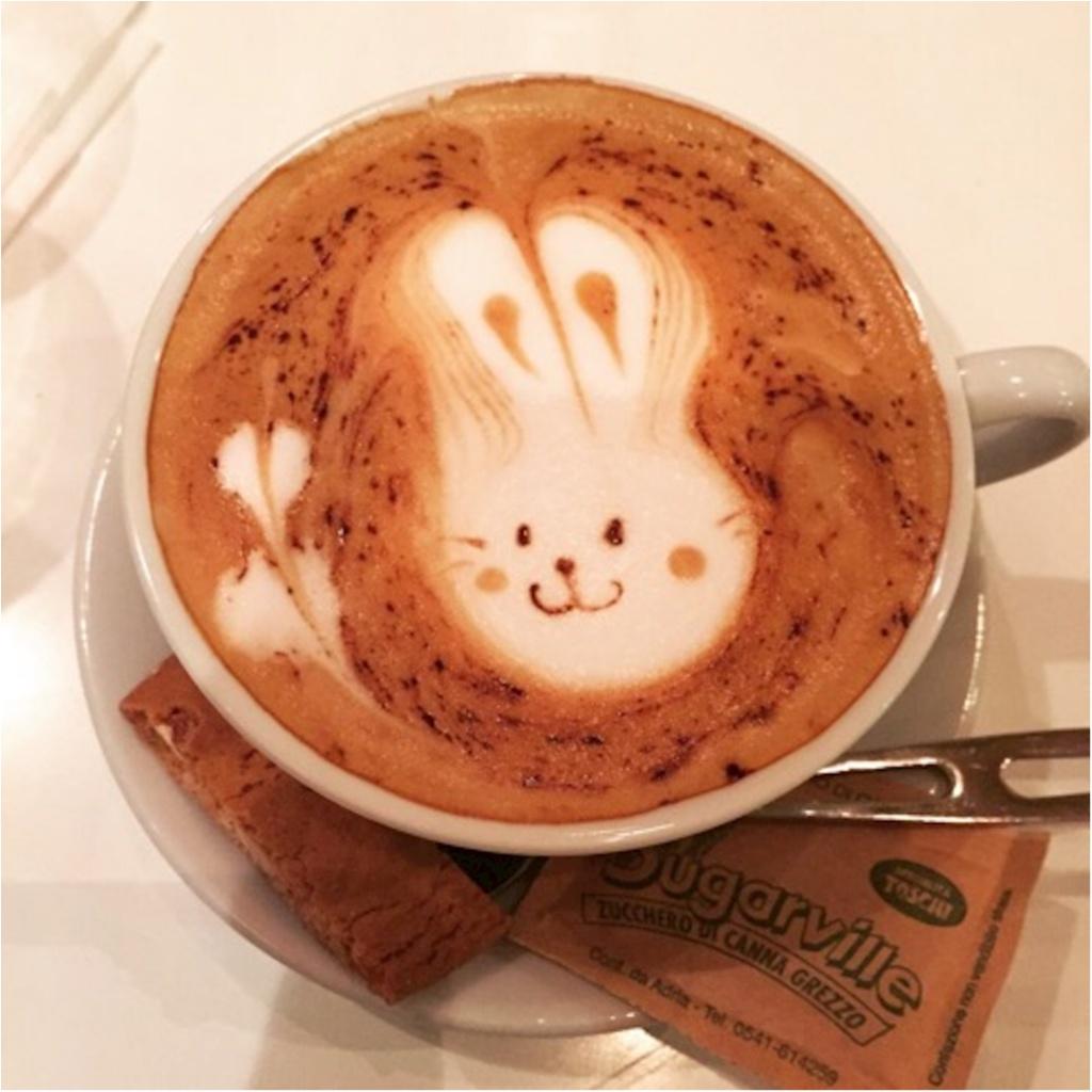 可愛すぎるカプチーノが飲めちゃう!横浜おすすめカフェ♡HAMA CAFE♡_2