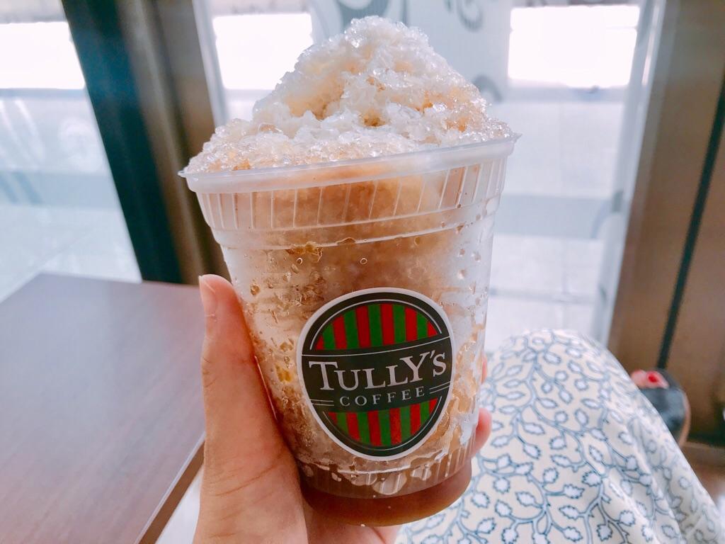 【Tully's】かきごおらーも絶賛!タリーズのかき氷《T's アイスラッシュ》が美味しすぎ♡_1