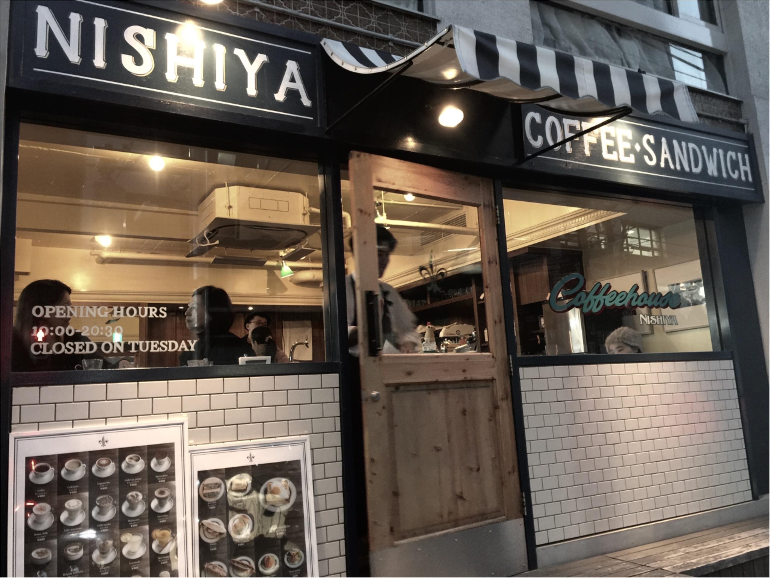 本当に渋谷?落ち着くカフェをご紹介します♡_1