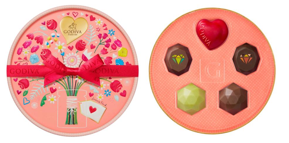 バレンタイン=『ゴディバ』の季節到来! 宝石のようなコレクションは、贈る側だって楽しい♡_1_1