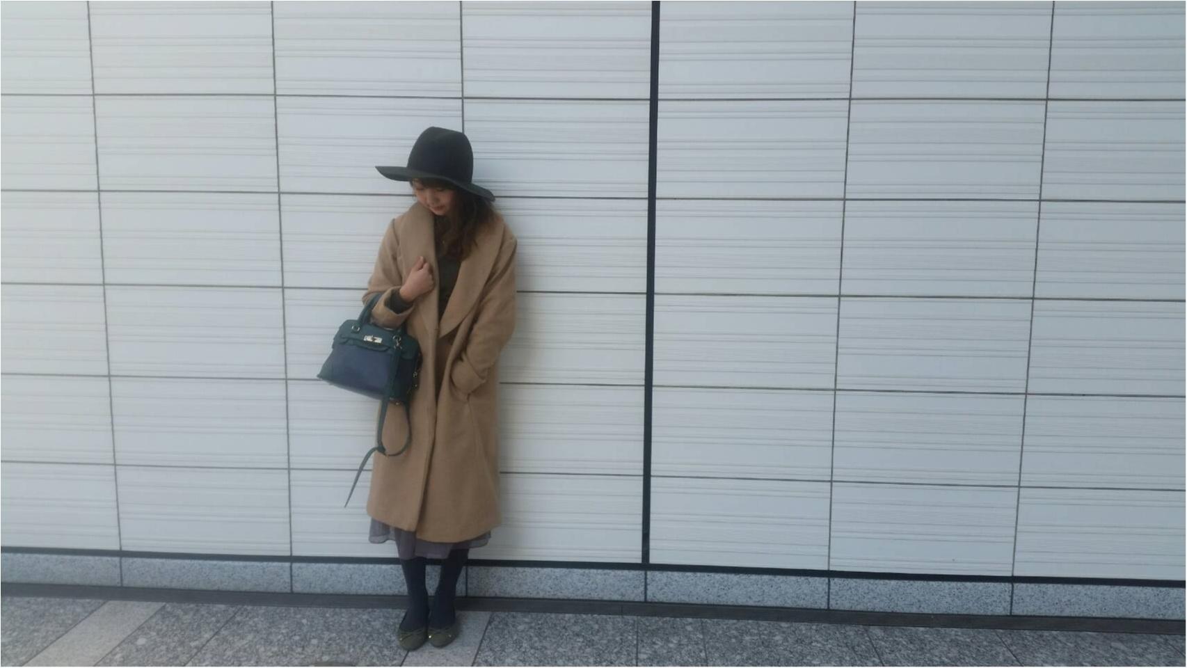 今年の冬はキャメルの「チェスターコート」が着たい!_2