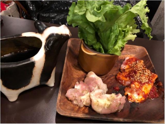 焼肉屋さんで#インスタ映え !?『バツマル東京』の肉ケーキでサプライズ女子会をしよう♡_4