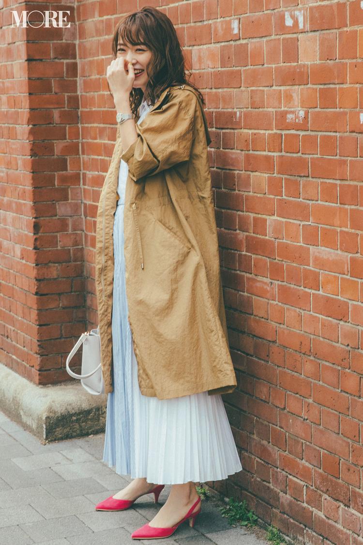 プリーツスカートコーデ特集《2019年春夏》- 20代におすすめのプリーツ・ロングスカートまとめ_10