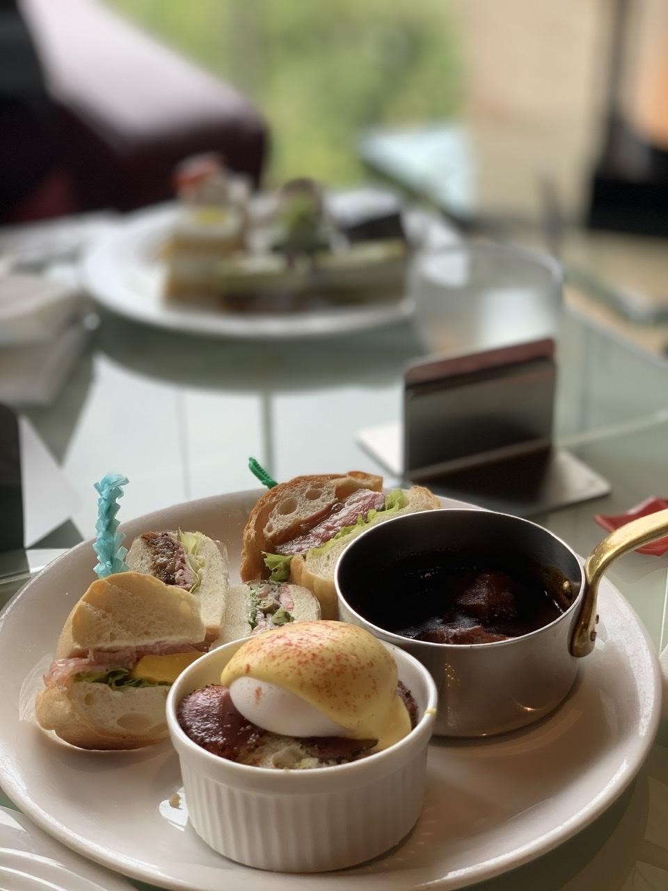 【ビュッフェ】ホテルニューオータニで抹茶とメロンとチョコレート❤︎_5