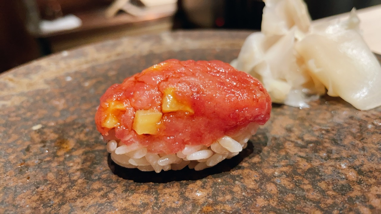 超絶コスパ‼︎銀座で本格寿司のコースがいただける超穴場店_12