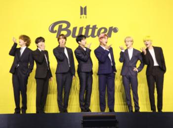 BTSが『Butter』を世界初パフォーマンス! 5/21記者会見詳細レポも