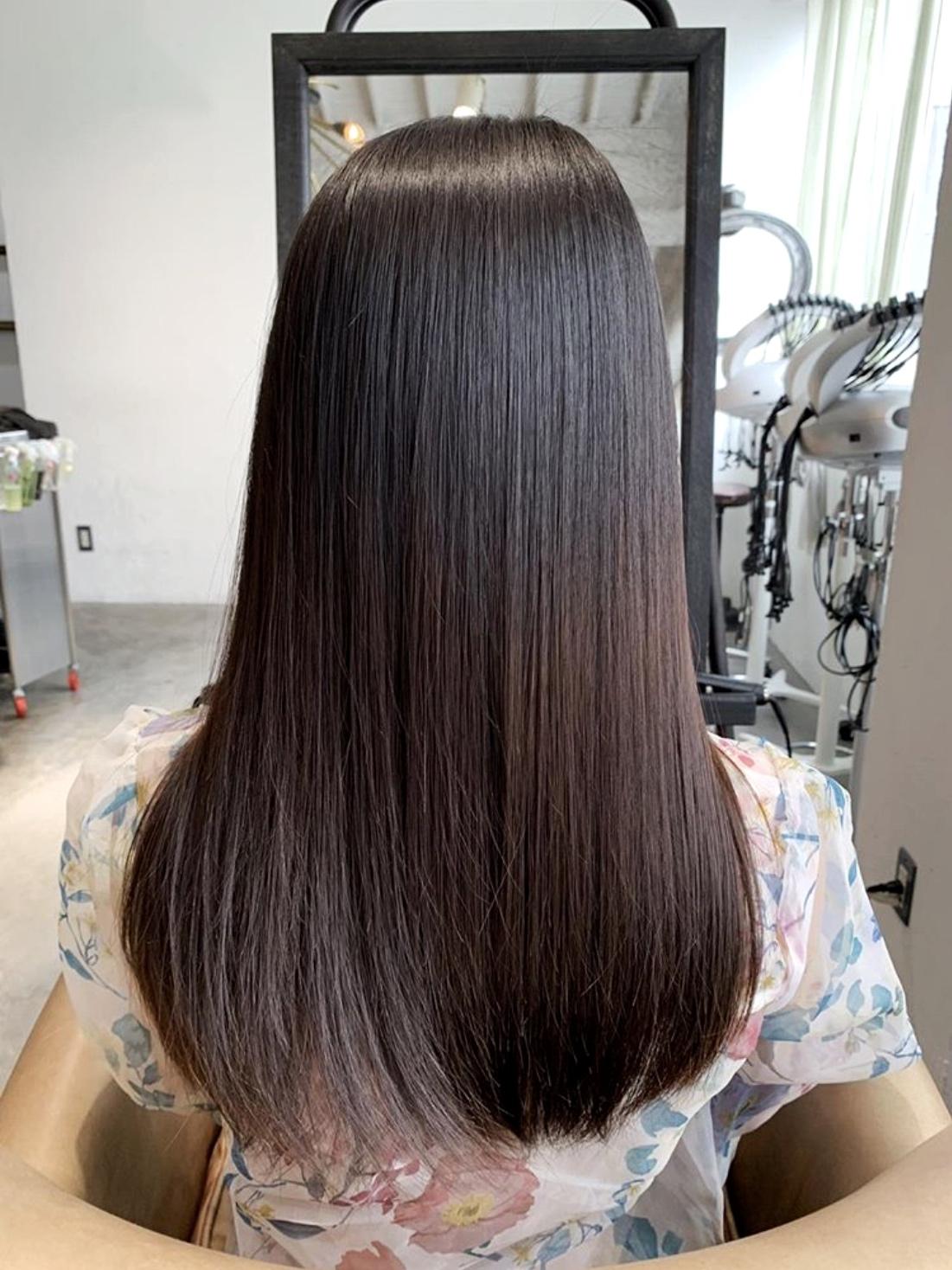 これで理想の美髪に!噂の「酸熱トリートメント」を試してみました♡_1