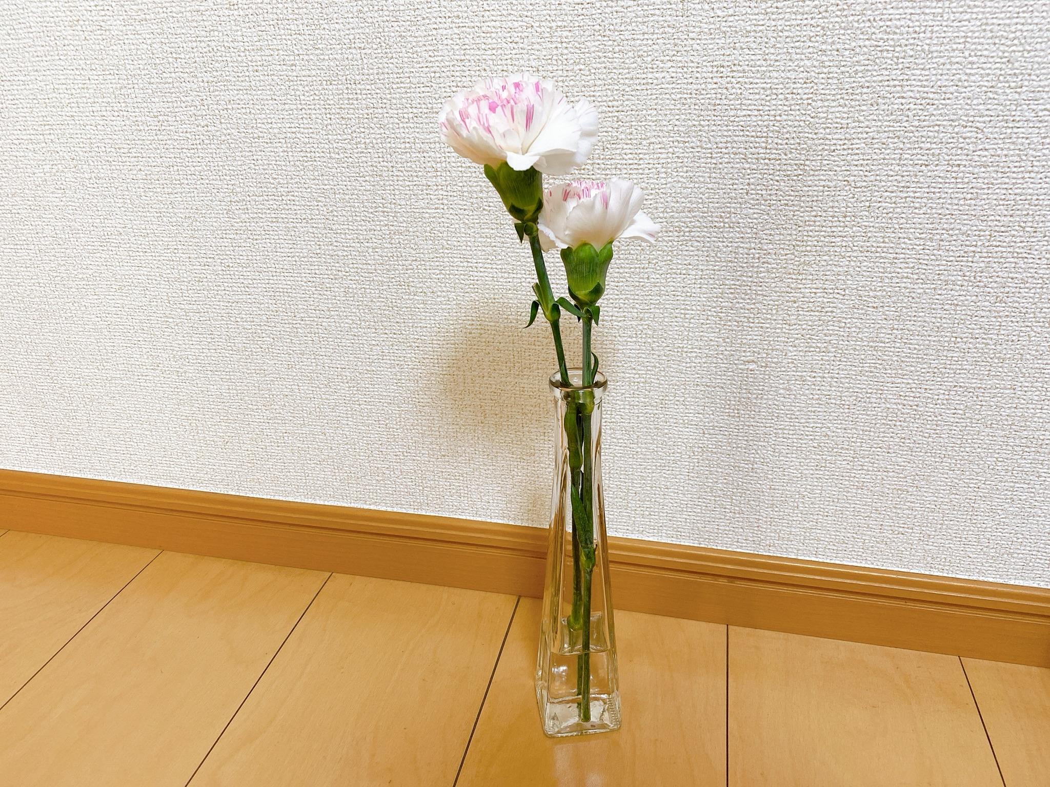《今週のお花》はこれでした♡_1