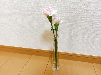 《今週のお花》はこれでした♡