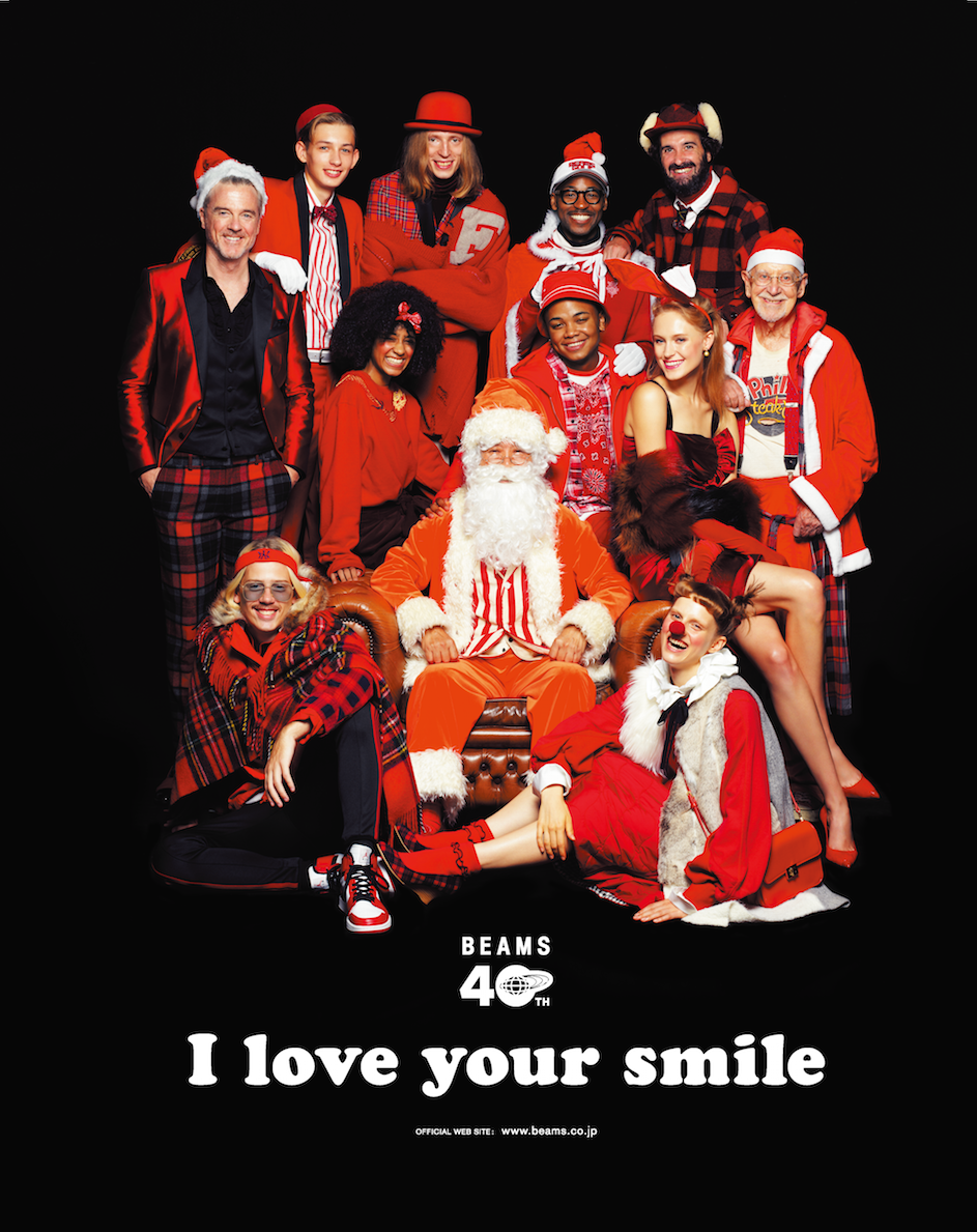 ビームスサンタからプレゼントが届くかも♡ 『ビームス』のホリデイシーズンキャンペーンが楽しそう!_1