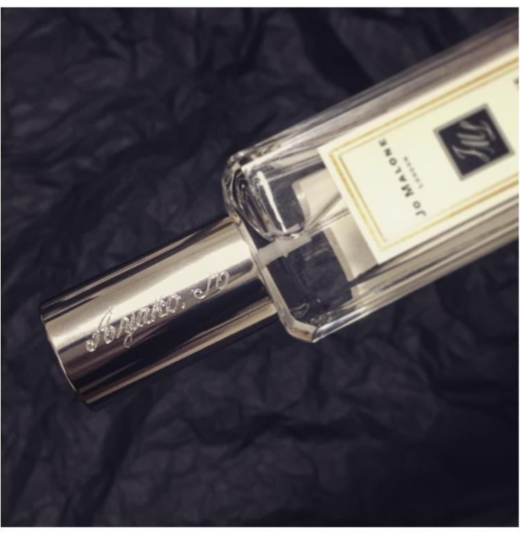 【JO MALONE】理想の香りに出会えました!限定店舗で刻印サービスあり♡_3