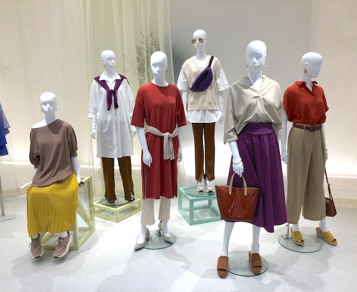 『GU』2019春夏の展示会レポが返り咲き♡ ダウンのあか抜けコーデも人気♡【今週のファッション人気ランキング】_1_3