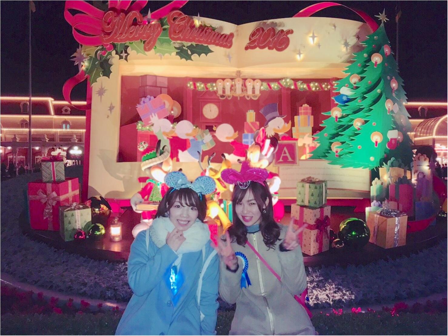【♥︎♥︎♥︎】ホリデーシーズン真っ只中!クリスマスディズニーでおさめたい写真はこれ♡_1